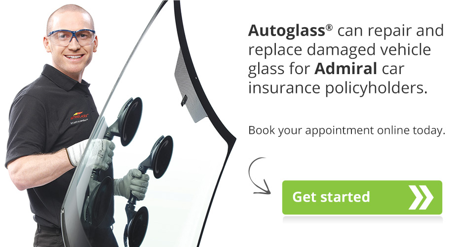 Admiral Windscreen Repair Or Replacement Claims With Autoglass